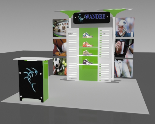 The Exhibit Source - portable promotional kiosks in Newton, MA