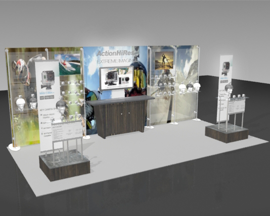 The Exhibit Source - Trade Show Exhibit Rentals in Boston, MA