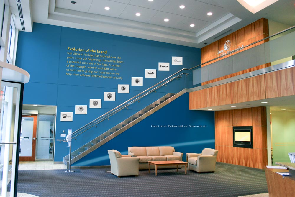 The Exhibit Source - Corporate interiors in Westwood, MA